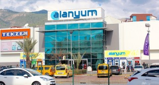 Alanyumi kaubanduskeskus